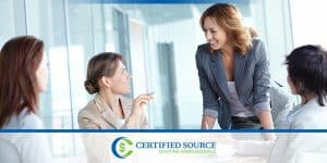 Build a Good Relationship with Your Staffing Specialist