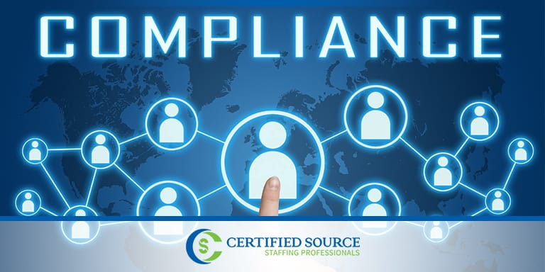 Compliance graphics