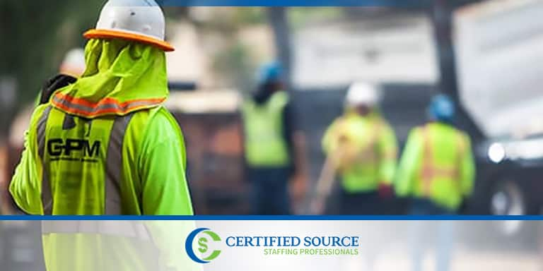 Warehouse Jobs In Okc >> Find Out About Available Asphalt Worker Jobs With Certified Source Staffing